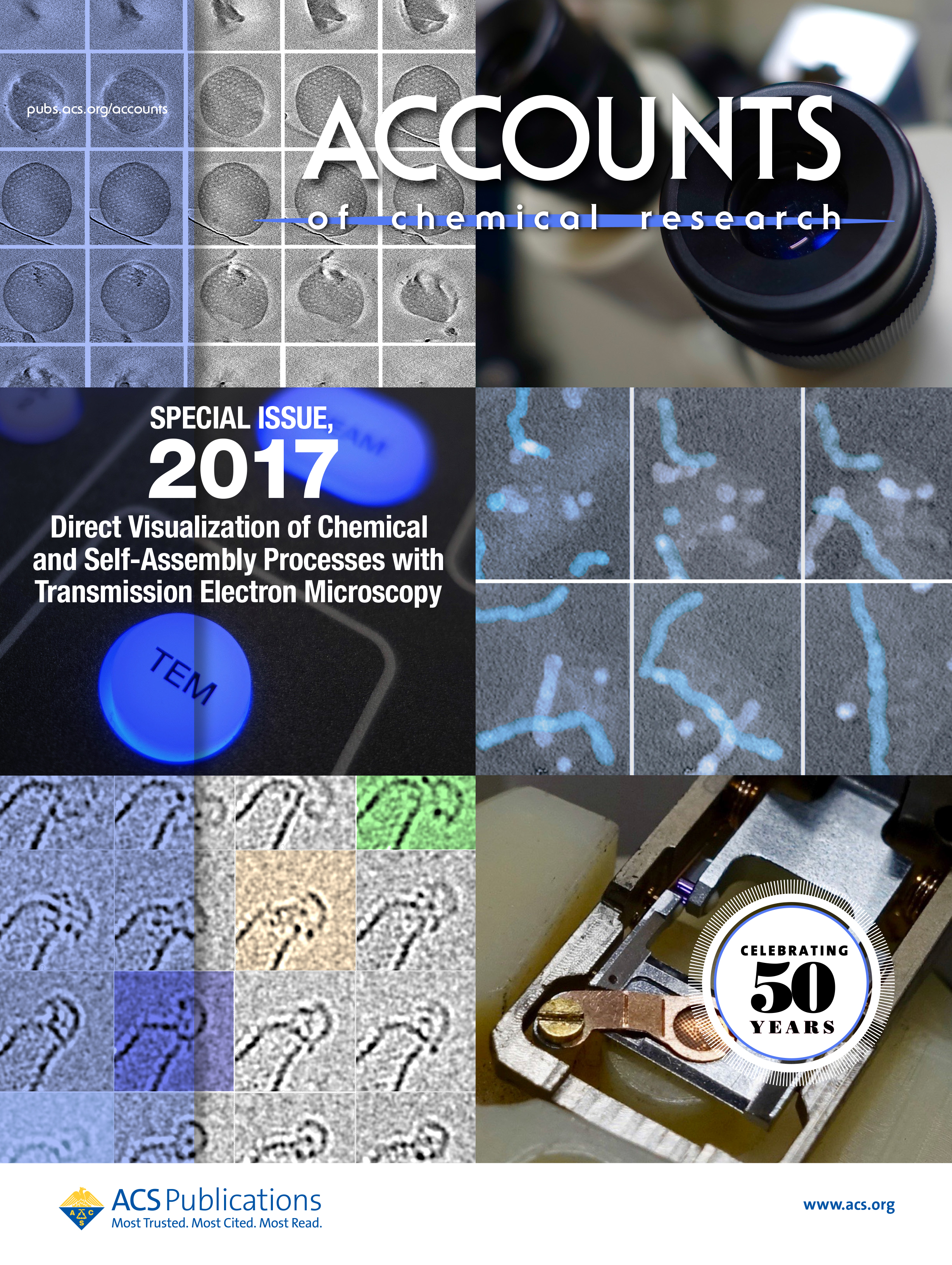 Cover Special Issue Accounts of Chemical Research 2017